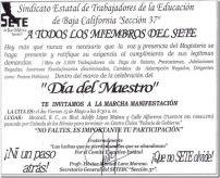 invitacion marcha sete 15 may 09