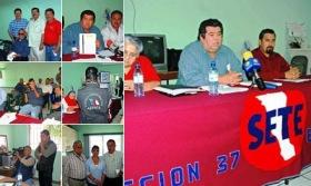 Ver Conferencia de prensa Ensenada 02 de Junio del 2009