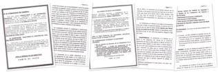 Ver Situación jurídica de inspectores del SETE que fueron jubilados sin su consentimiento