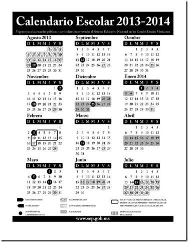 Propone SEP aumentar 7 días al calendario escolar 2013