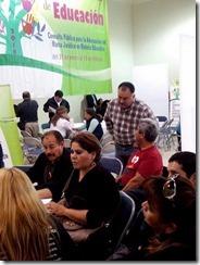 Participación del SETE en el encuentro de Educación eb BC