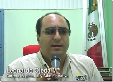 Leonardo Ojeda. Sria Carrera Magis y Admin