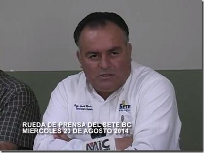 Agustin Morales conferencia SETE