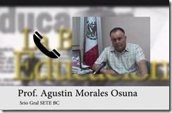 Agustin Morales replica