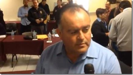 Conferencia de prensa Agustín 4-12-2014