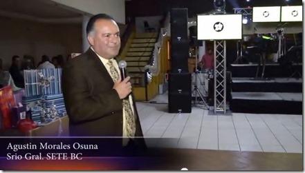 Agustin Morales Día del Maestro 2015